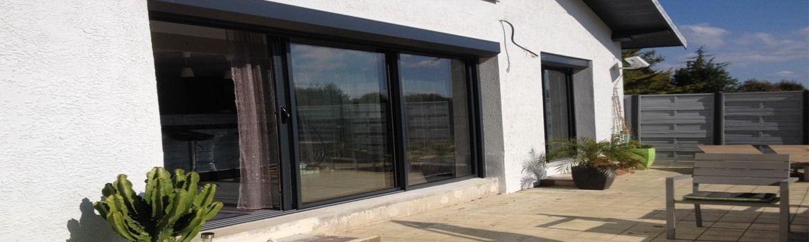 Moustiquaire Fenêtre Ou Porte Sur Mesure Jura Pernin